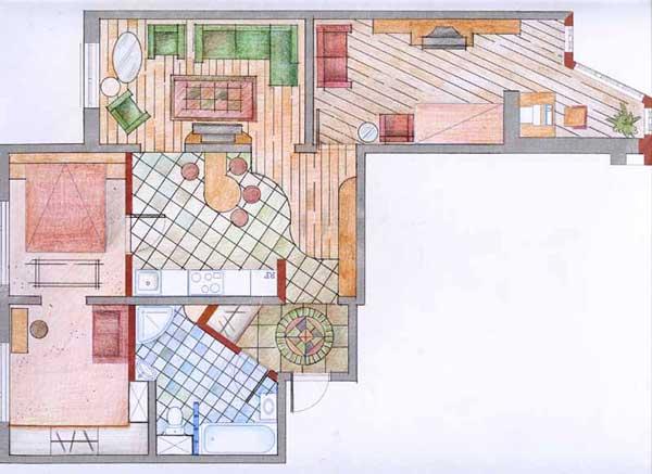 Перепланировка квартиры в Иркутске: Как узаконить, где